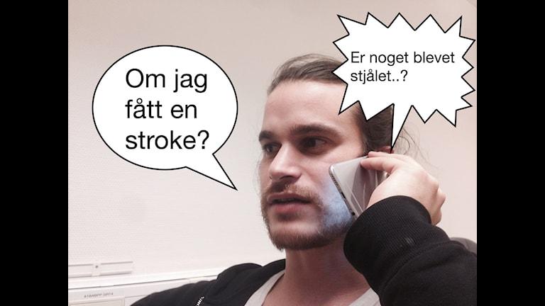Foto: Jesper Cederstrand/Sveriges Radio