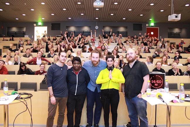 Foto: Emma Leyman/Sveriges Radio