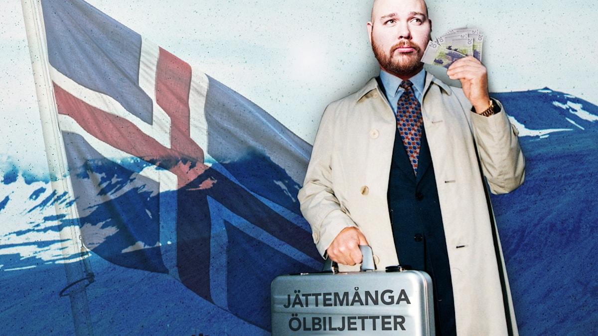 Johannes är given som misstänkt i Panama-härvan