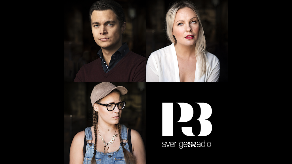 Messiah Hallberg, Johanna Wagrell & Elinor Svensson