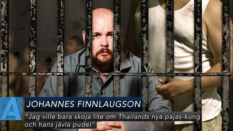 Johannes riskerar fortsatt att fängslas om han åker till Thailand