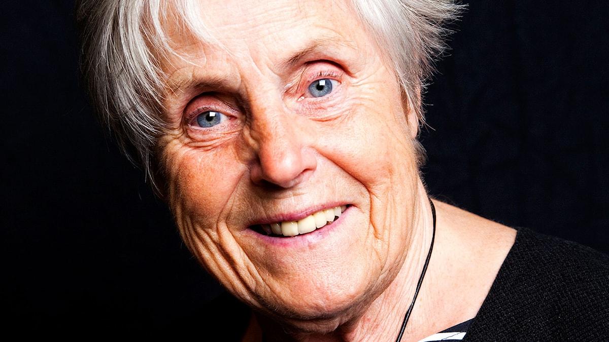 Elsie Johansson, foto: Mattias Ahlm/Sveriges Radio