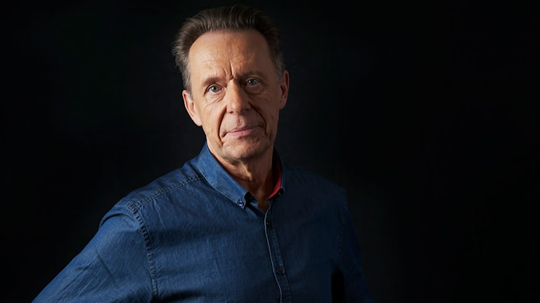 Kjell-Peder Johanson. Foto: Mattias Ahlm/Sveriges Radio.