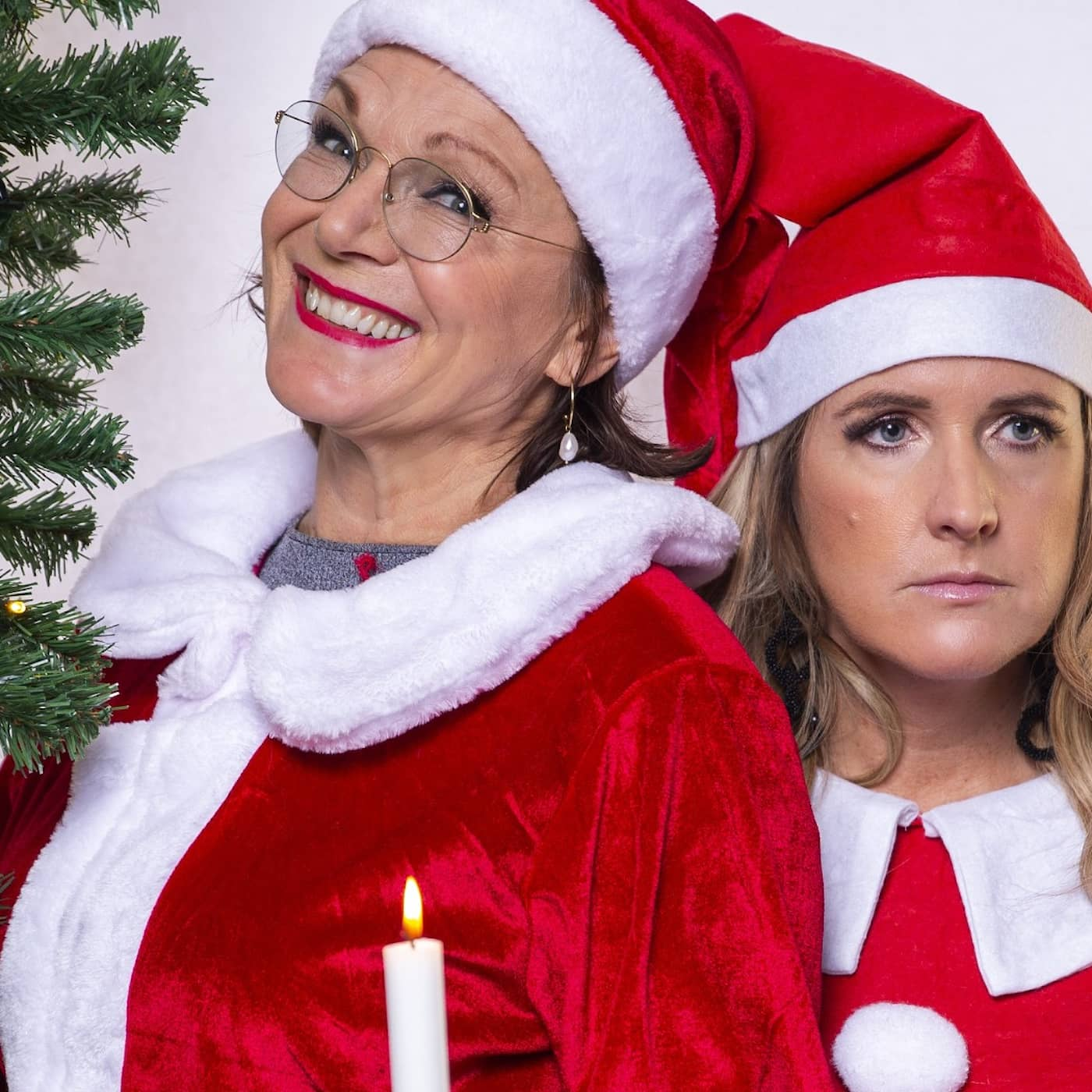 Uppesittarkväll med Katrin Sundberg och Denise Rudberg - Rätt in i julen