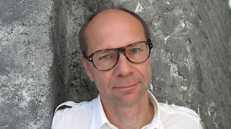 Björn Jansson. Foto: Marie Nilsson/Sveriges Radio