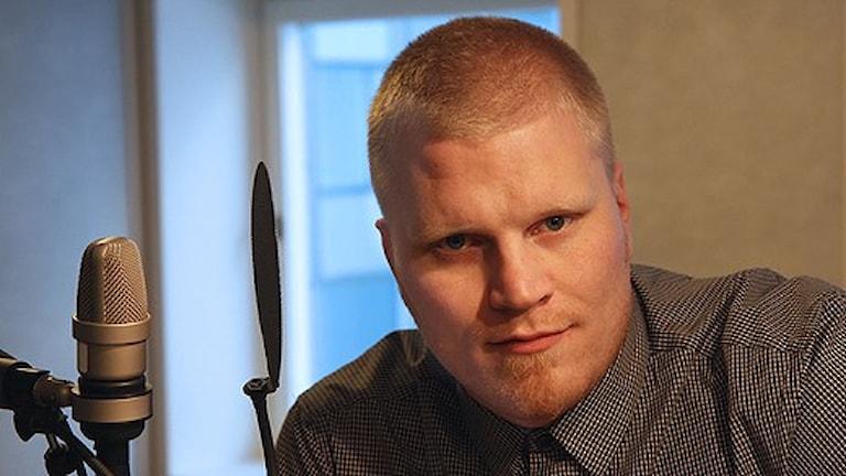 Tom Hansen. Foto: Sveriges Radio.