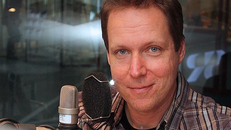 Björn Lindberg. Foto: Sveriges Radio.