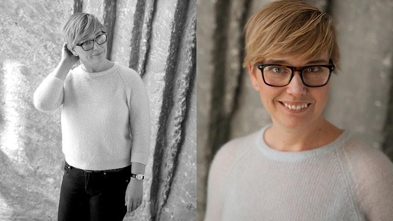 Ylva Lilja i P4 Stockholm. Foto: Ola Gäverth /Sveriges Radio.
