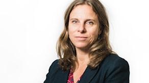 Anna Stenberg, programchef P4 Kristianstad.