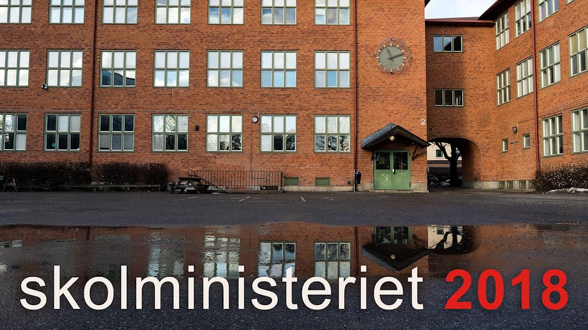 Programbild för UR - Skolministeriet