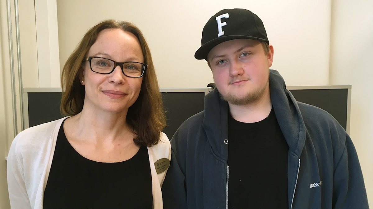 Foto: Anna Maria Höglund, UR