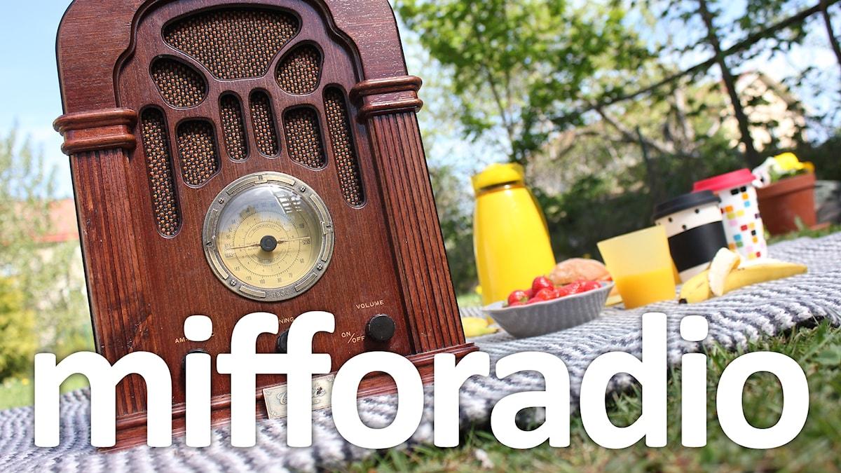 Programbild för UR Mifforadio