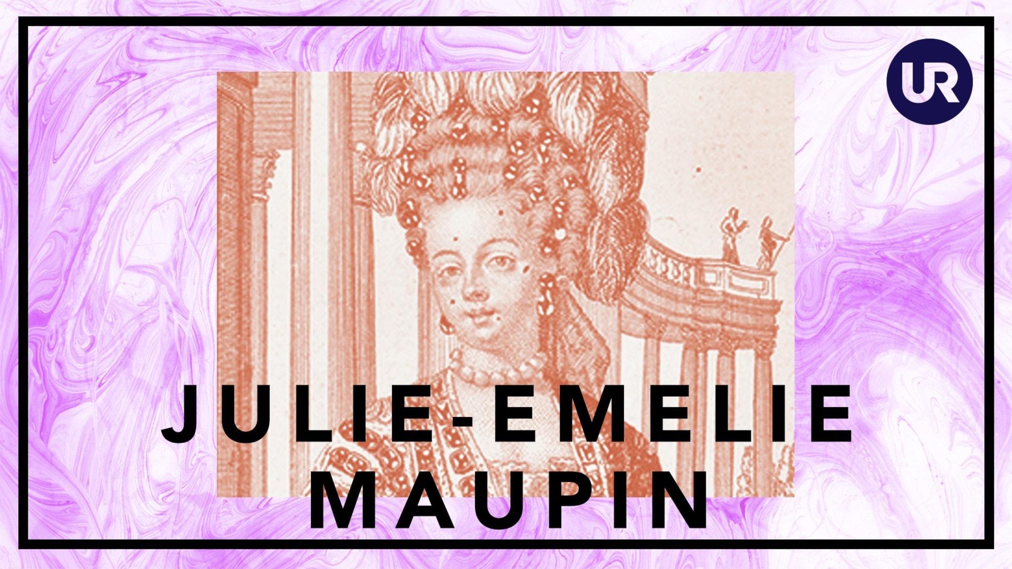 Bildningsbyrån - tänka mot strömmen: Julie-Emelie Maupin - banbrytande operastjärna