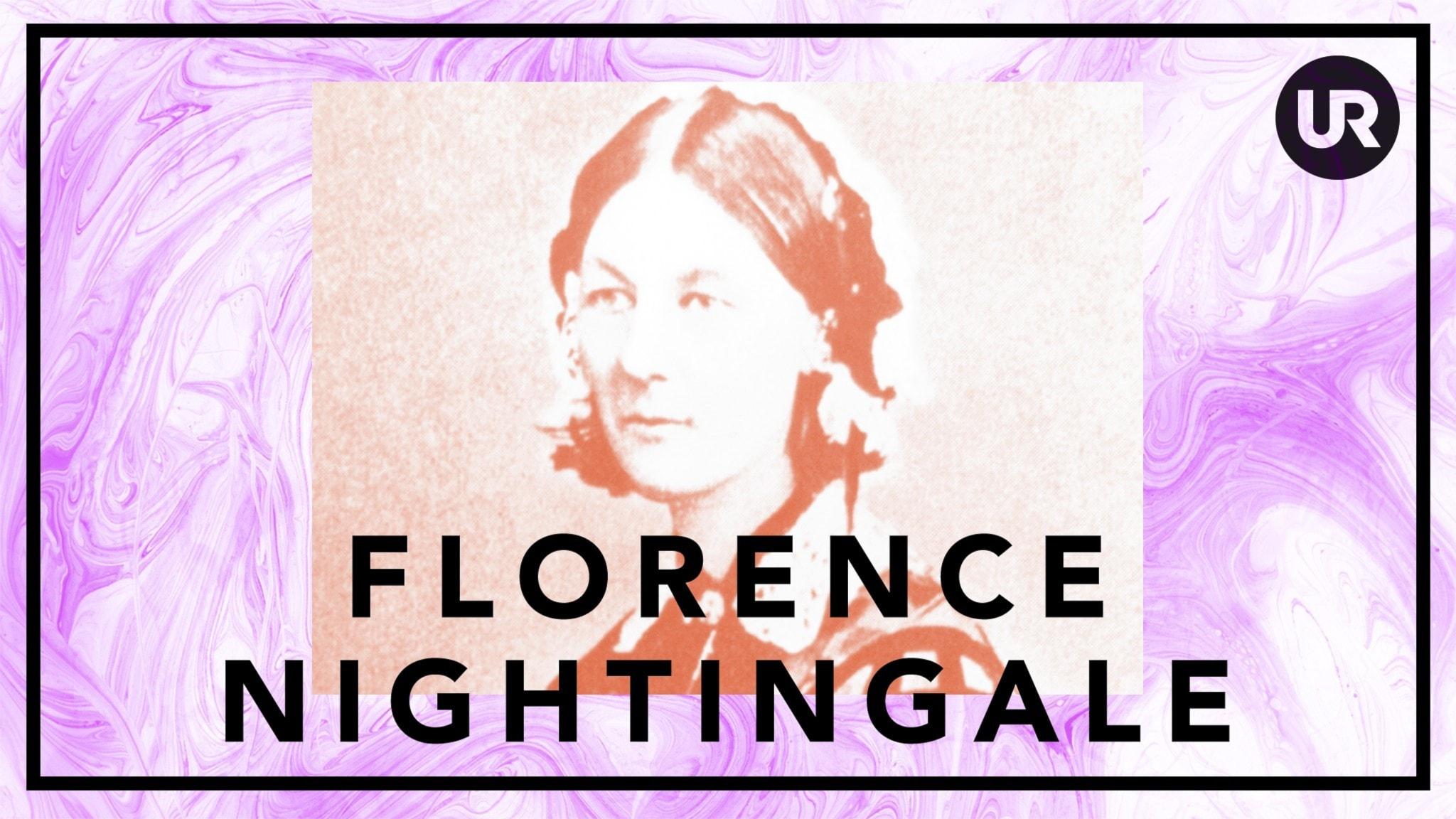 Bildningsbyrån - tänka mot strömmen: Florence Nightingale – banbrytande sjuksköterska