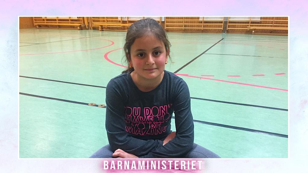 P1 - Barnaministeriet