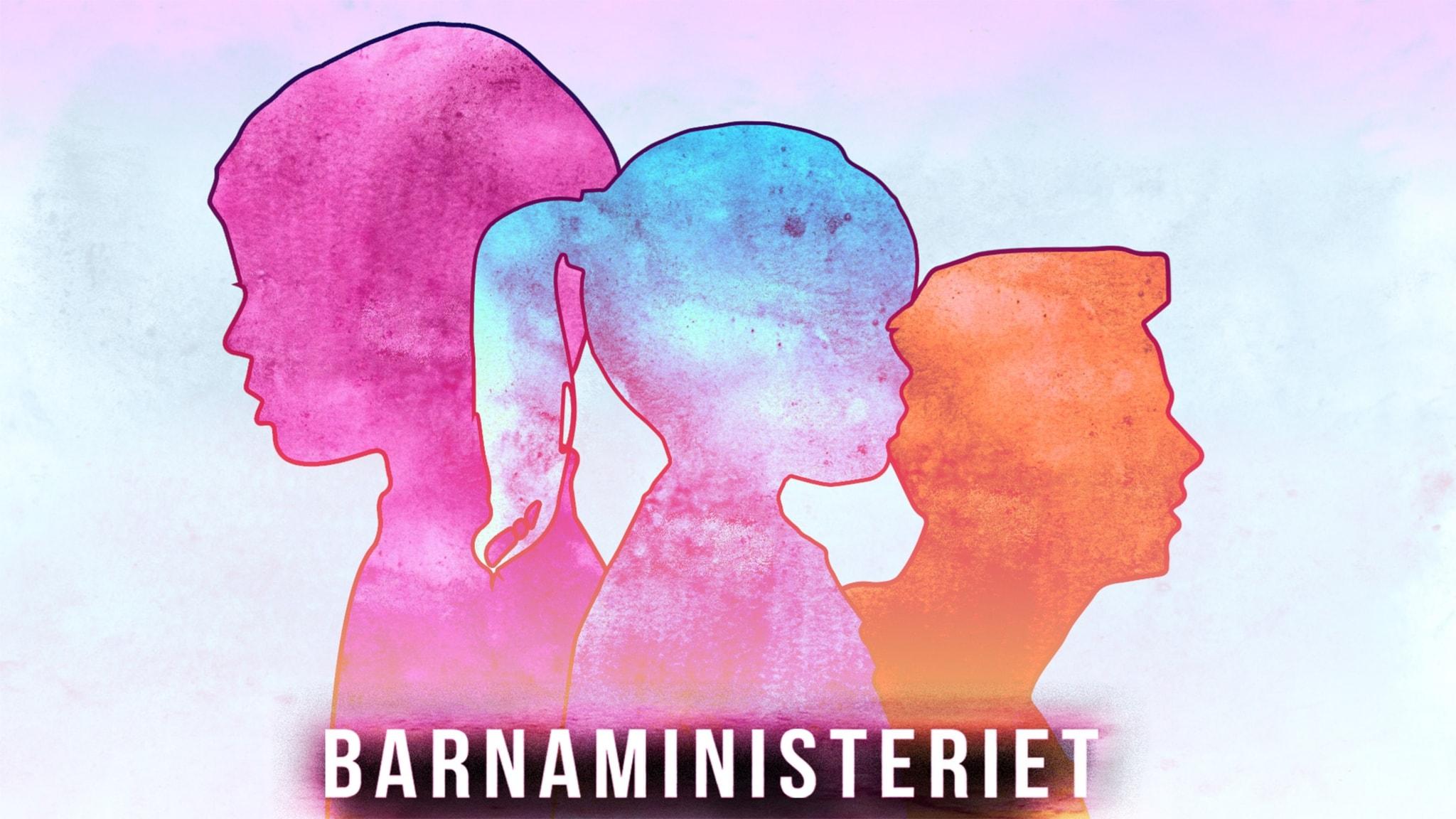 Programbild för UR: Barnaministeriet