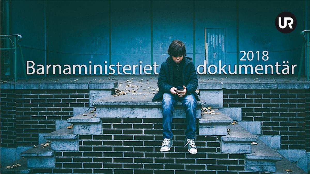 Programbild för UR: Barnaministeriet dokumentär