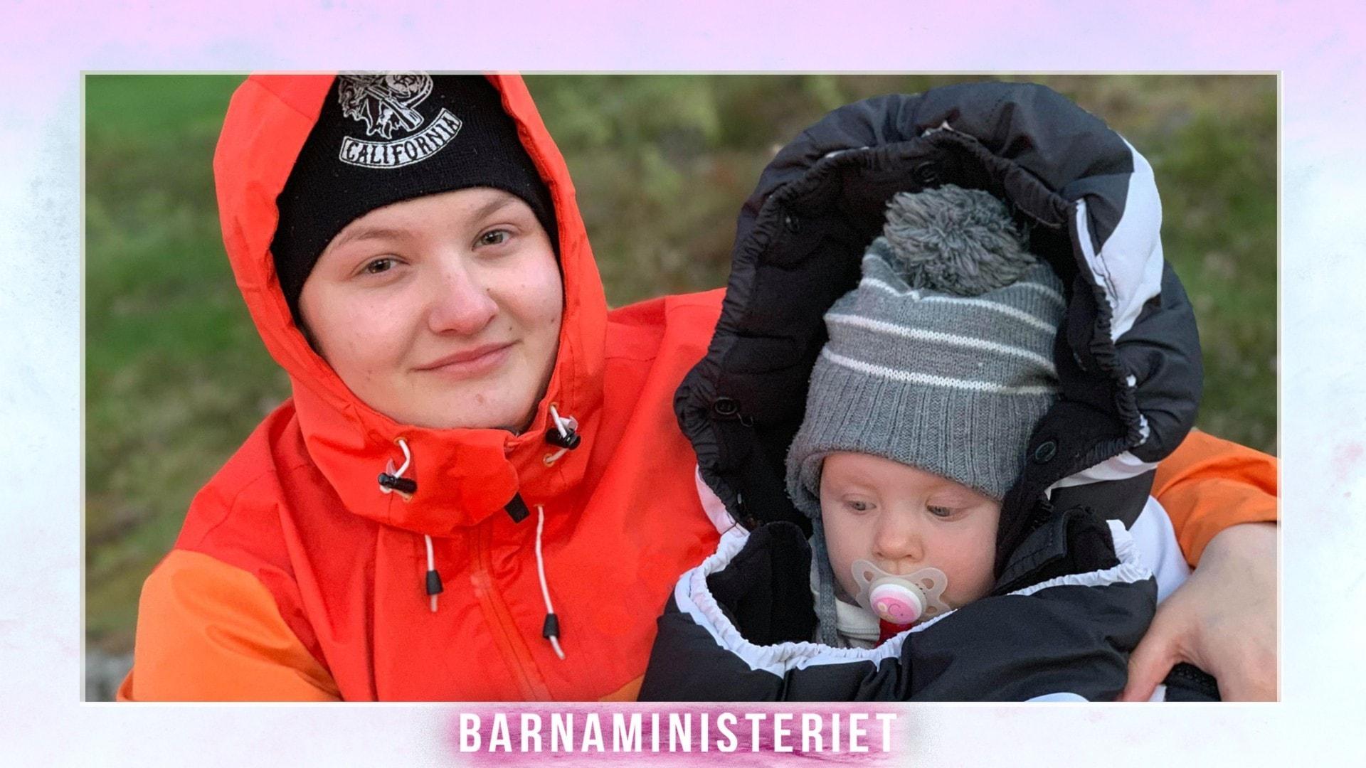 Både barn och mamma (P4)