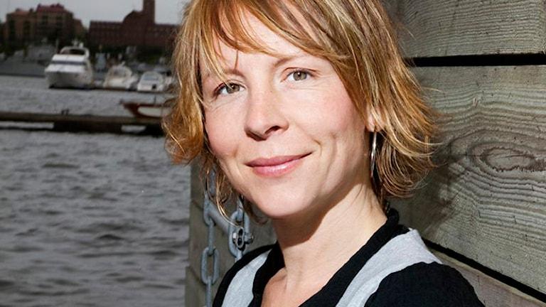 Linda Belanner, samordnare för Barnradion i P4