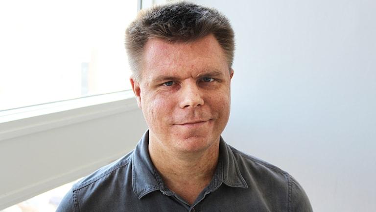 Victor Holm Lagerqvist, på Barnradion