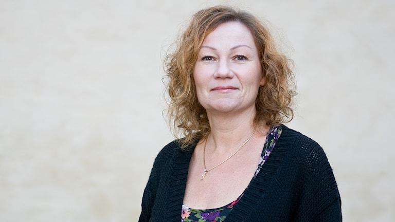Marie-Louise Kristensson Foto: Anders Lundin/Sveriges Radio