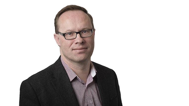 Martin Jönsson, biträdande programdirektör Sveriges Radio. FOTO: Micke Grönberg/SR