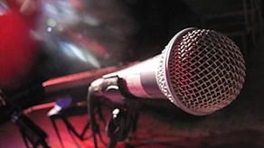 Mikrofon FOTO: Lars-Gunnar Olsson/SR