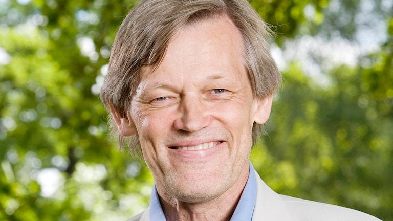 Göran Lambertz FOTO: Mattias Ahlm/SR