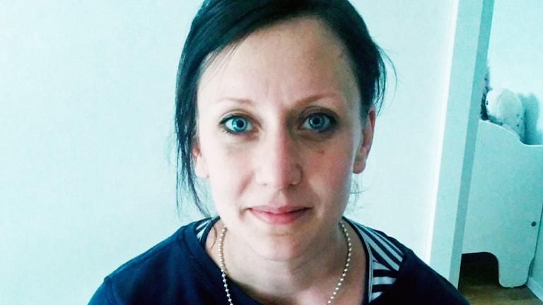 Maria Wiman är svenska och so-lärare i Huddinge kommun
