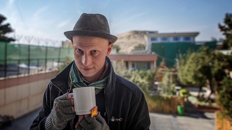 Ivar Andersen är frilansande utrikeskorrespondent. Bilden är tagen i Kabul, oktober 2014.