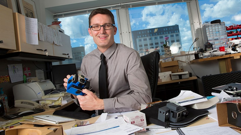 Matthew Waite, professor i journalistik, University of Nebraska-Lincoln
