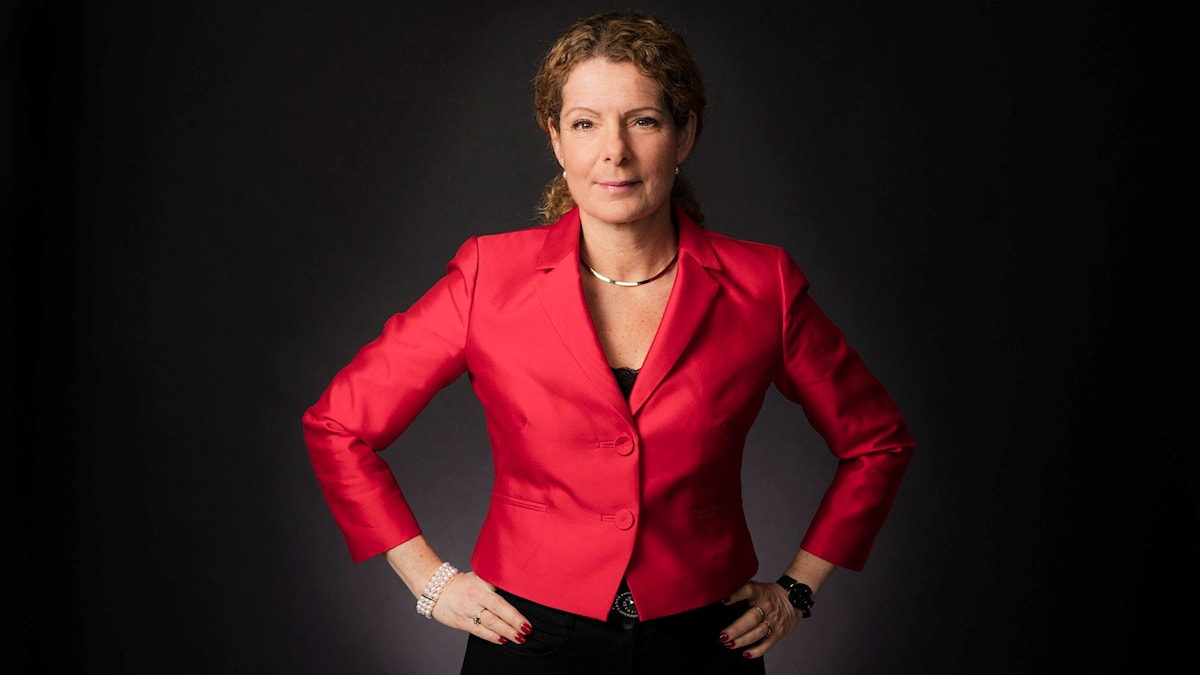 Cilla Benkö, Director General of Swedish Radio