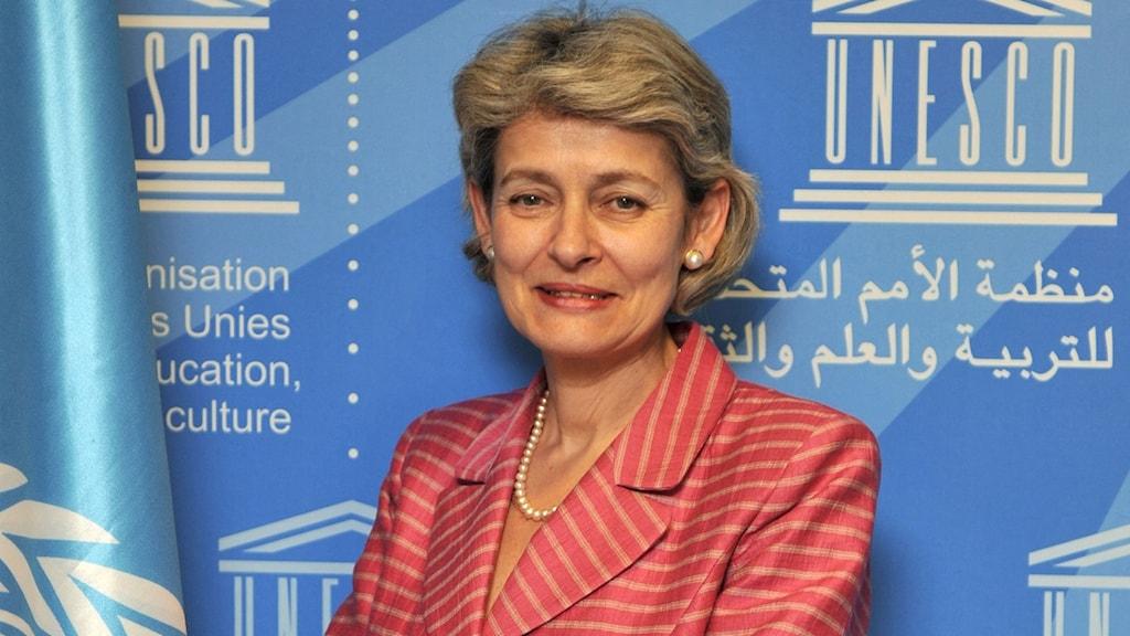 Irina Bokova, Director General Unesco