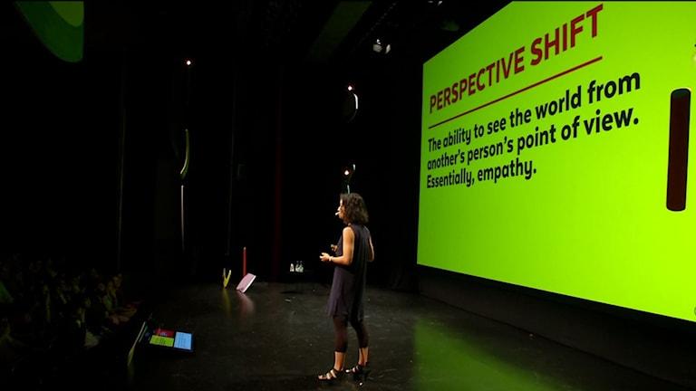 Tricia Wang, keynote speaker på The Conference i Malmö 16 augusti 2016