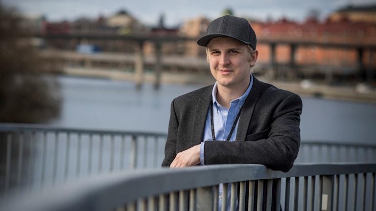Mark Malmström är digital utvecklingsredaktör på Ekot, Sveriges Radio