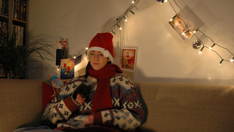 Ensam på julen. Foto: Hendrik Dacquin/FlickR/CC BY 2.0
