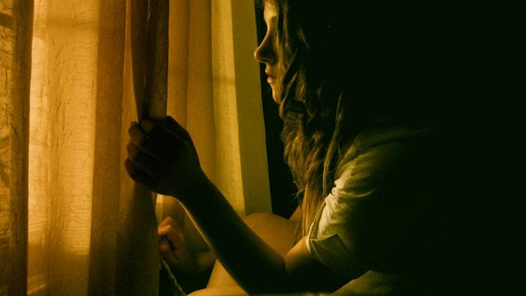Maria blev utsatt för sexuellt våld av sin första pojkvän. Det är inte Maria på bilden. Foto: Jenna Carver/flickr/CC BY-ND 2.0