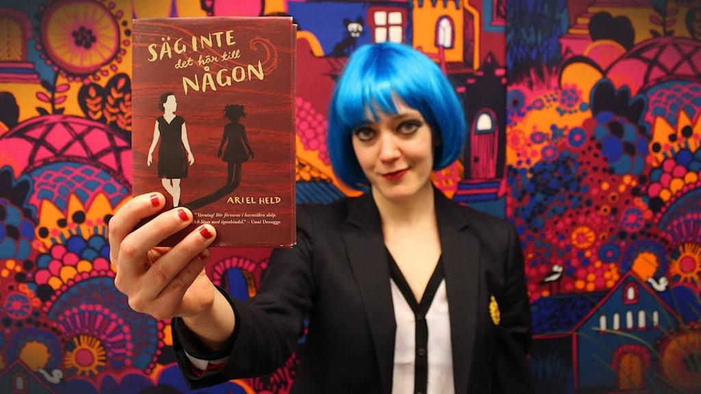 Författaren Ariel Held