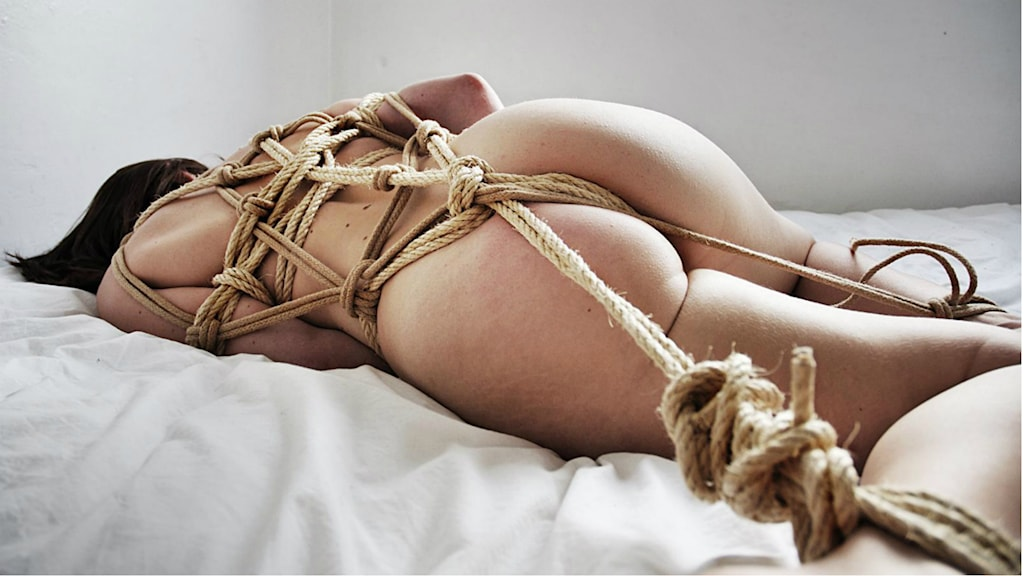 En form av bondage. Foto: flickr/manos_simonides/CC BY-NC-SA 2.0