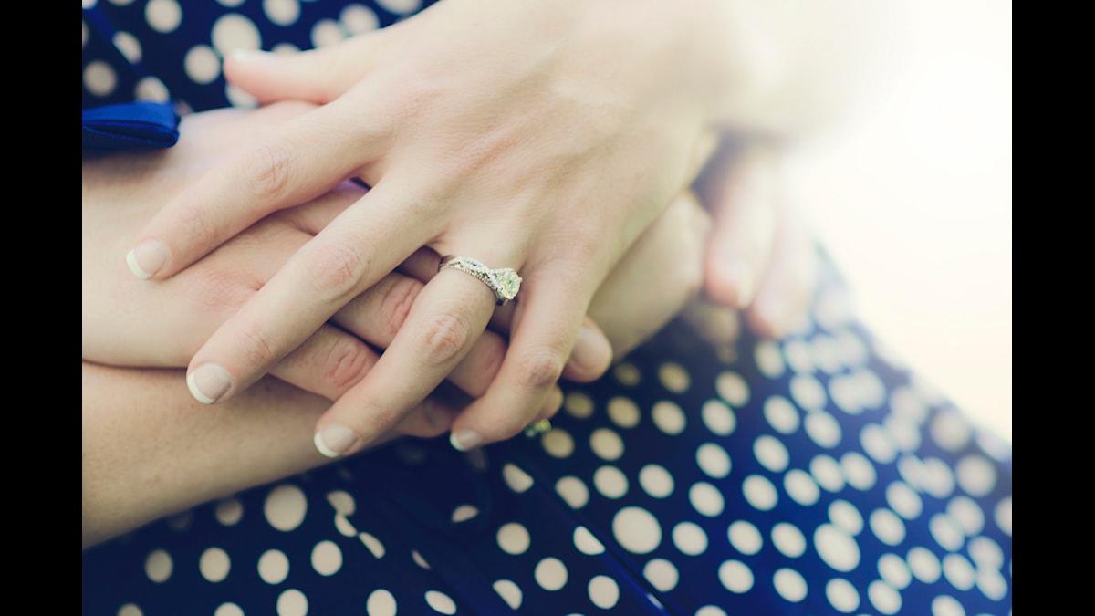 Förlovningsring. Foto: Jill Lehmann/flickr/CC BY 2.0