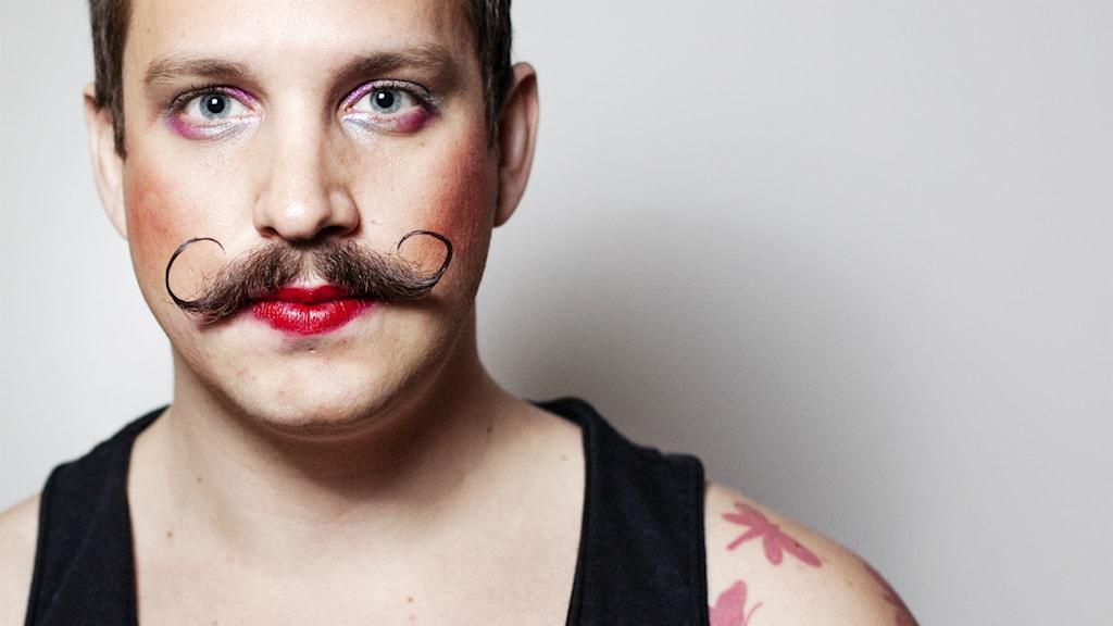Sexologen Robert. Foto: Julia Lindemalm/SR