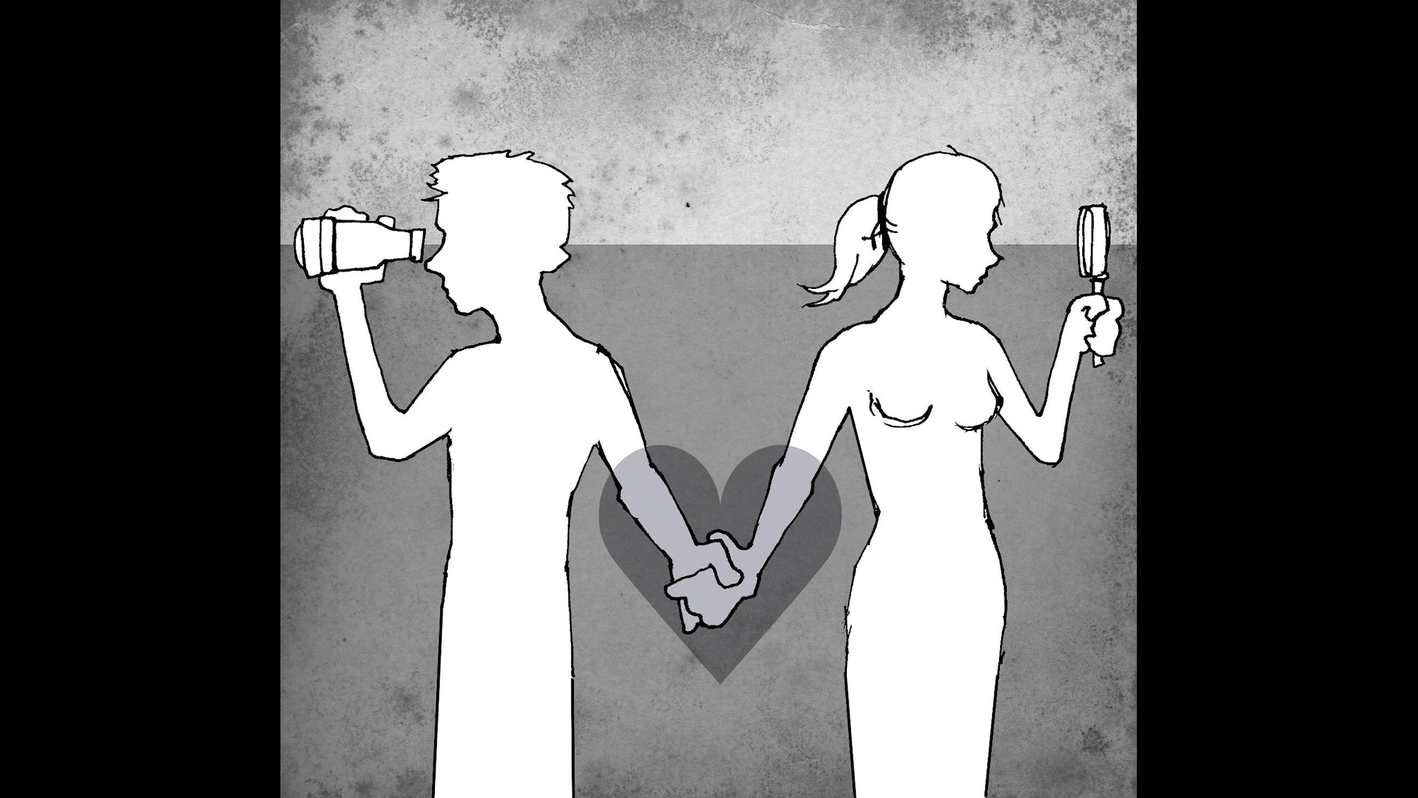 Öppet förhållande. Foto: Peter Harris/flickr/CC BY 2.0