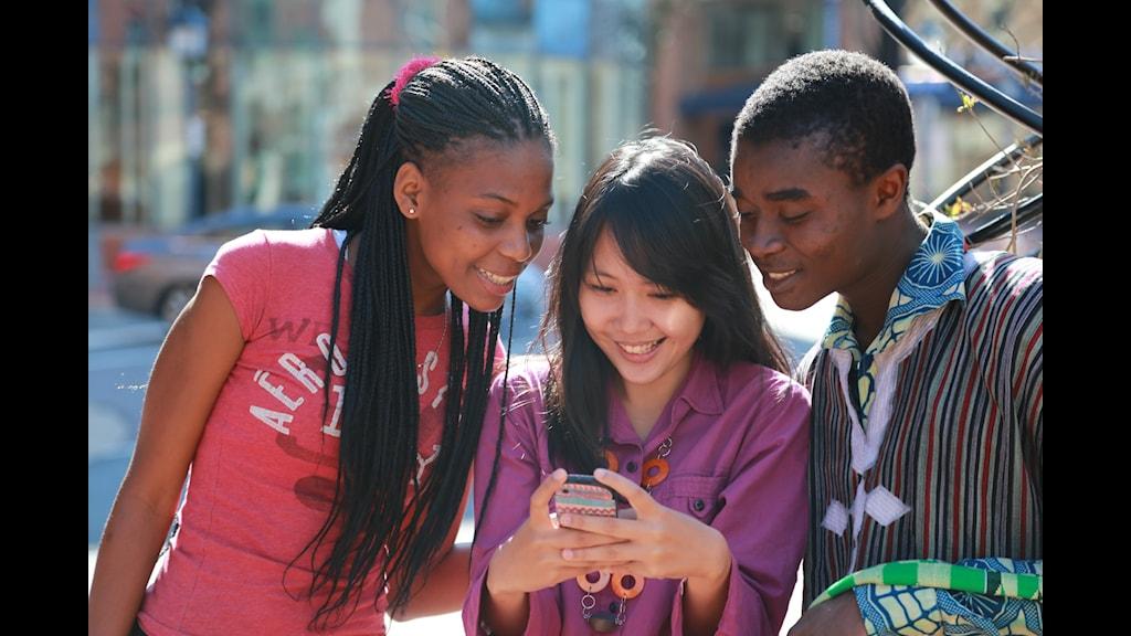 Anonymiteten är kittlande... Foto: AFS-USA Intercultural Programs/flickr/CC BY 2.0