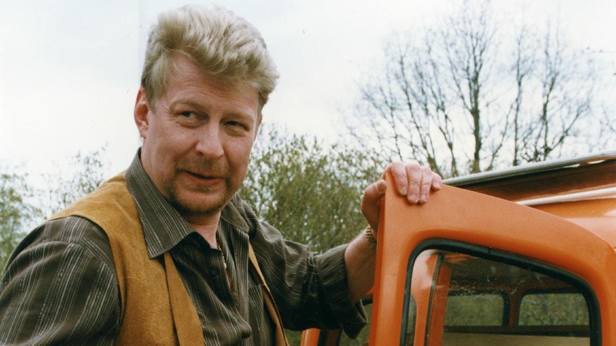Rolf Lassgård aka Gullet. Foto: Carl-Johan Söder/SVT