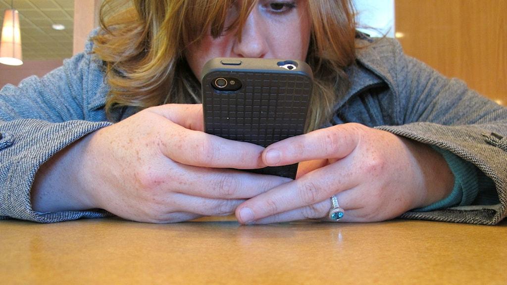 P-datorn och preventivappen hjälper dig hålla koll på din menscykeln. Foto: BuzzFarmers/flickr (CC BY 2.0)