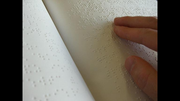 Porr för synskadade. Foto:Jason Pearce/flickr/CC BY-NC-SA 2.0