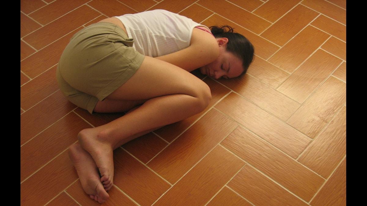 Svår smärta vid menstruation. Foto:Brittney Bush Bollay/flickr/CC BY-NC-ND 2.0