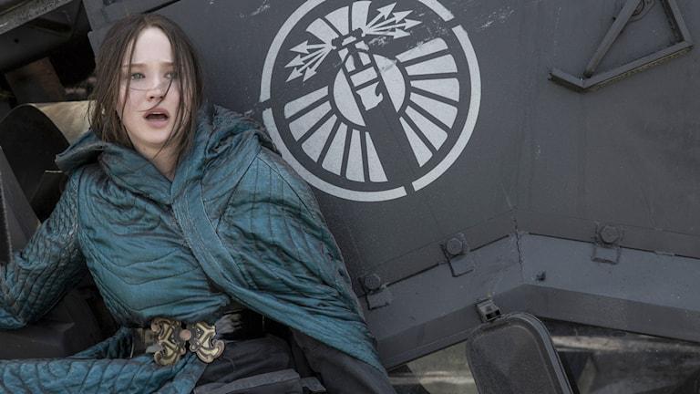 Katniss i en orgie.