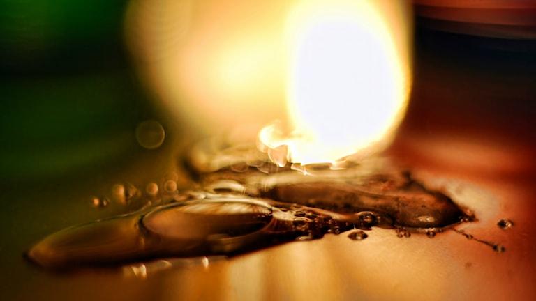 Olja och vatten. Foto: Wendell/Flickr/CC BY-NC-ND 2.0