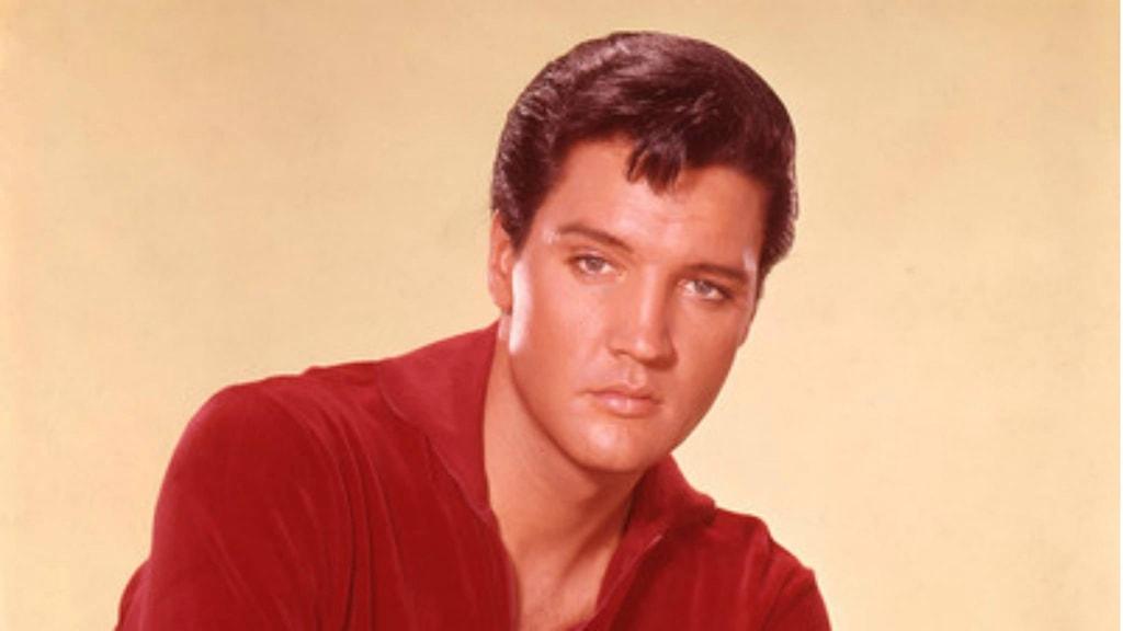 Elvis Presley. Foto: SVT Bild